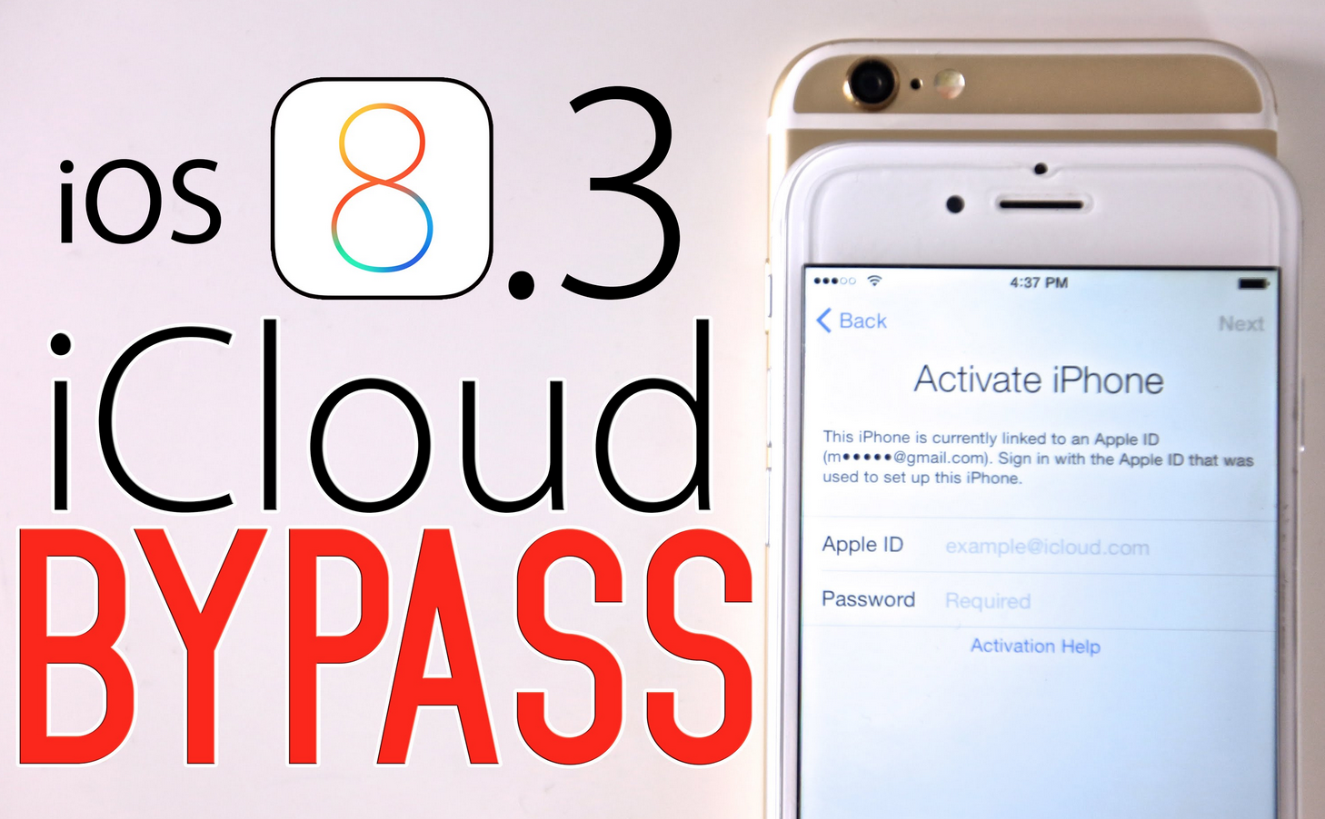 Unlock iCloud On All iPhone Devices For Free Permanent