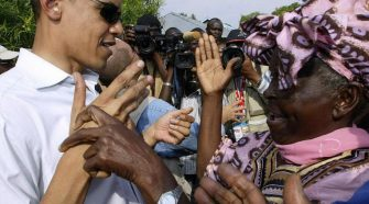 Barak Obama Is Spending A Very Busy Time In Kenya