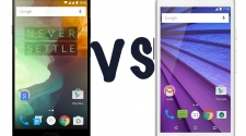 OnePlus 2 Vs Moto X Play