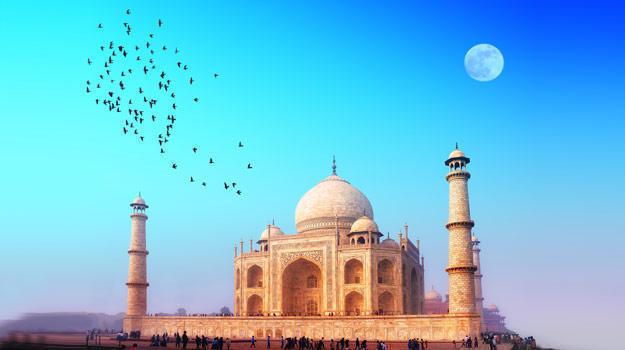 From Marina To Taj - The Ultimate Chennai To Agra Trip