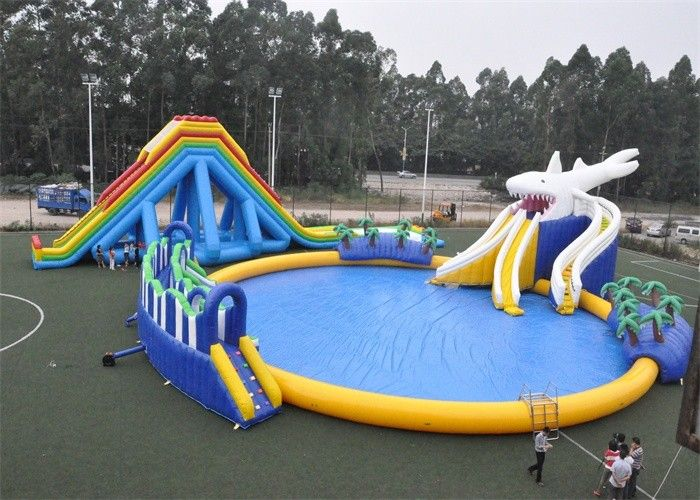 Where To Buy High Quality Inflatable Water Park Toys