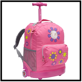 Backpack For Children Expressing Style As Well As Substance1