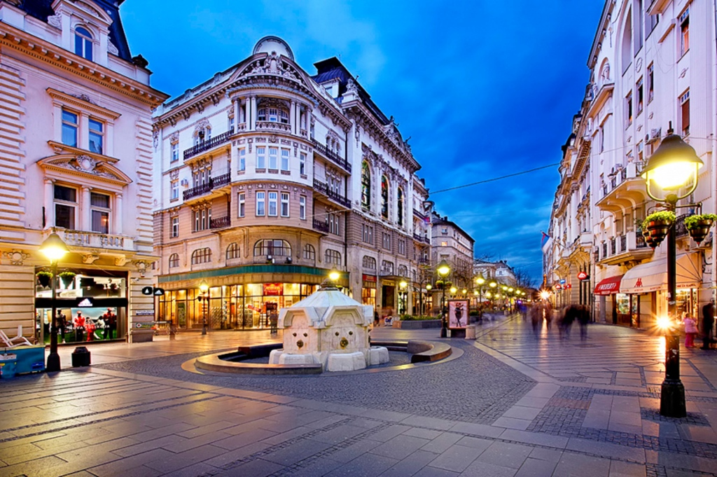 Top 3 Weekend City Breaks In Balkans
