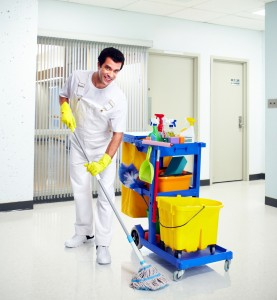 Hospital Cleaning Supplies