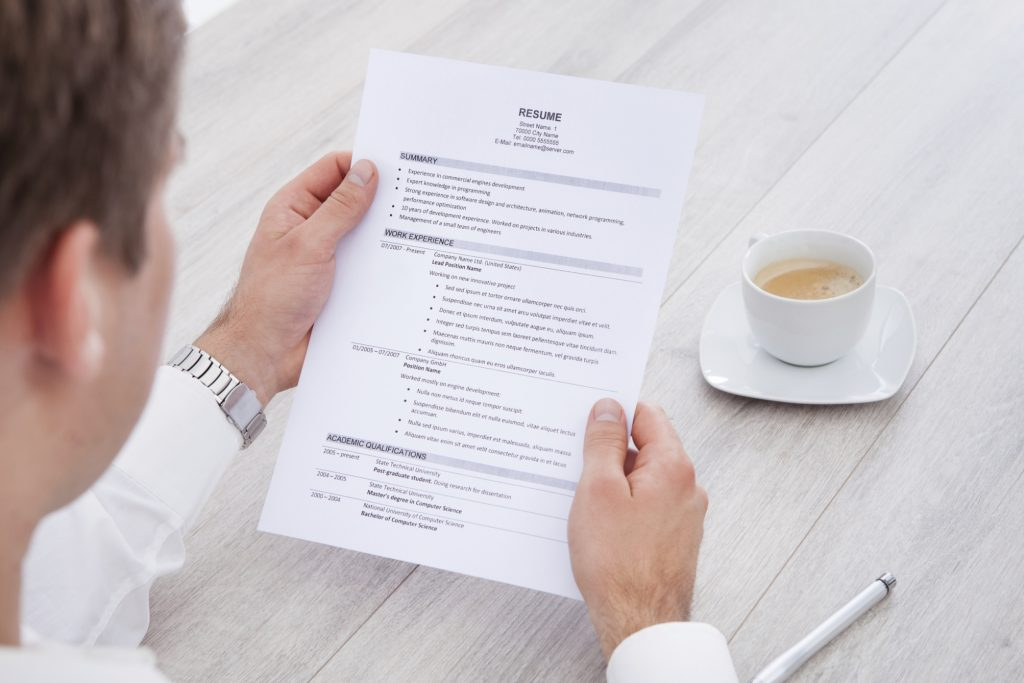 5 Steps To Submitting A Job-winning Resume That Grabs The Attention Of Hiring Managers