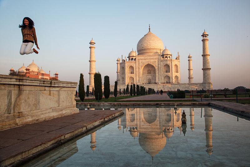 The Romantic City Agra