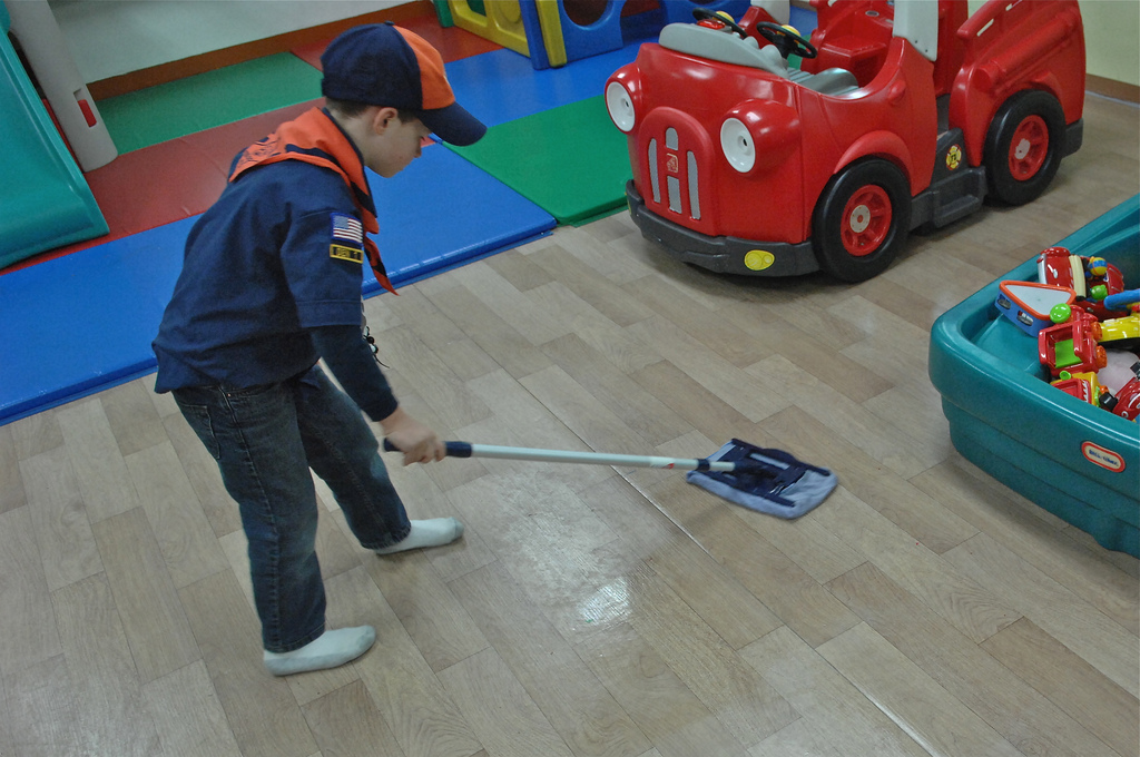 Home Cleaning As a Therapeutic Exercise