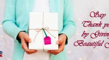 Say Thank You By Giving Reflective Gifts