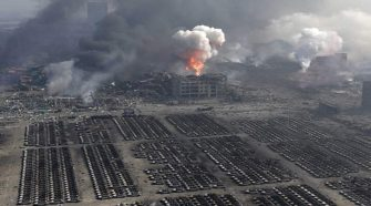 Sodium Cyanide Levels from Last Week's Blast In Tianjin Past The Safety Limit