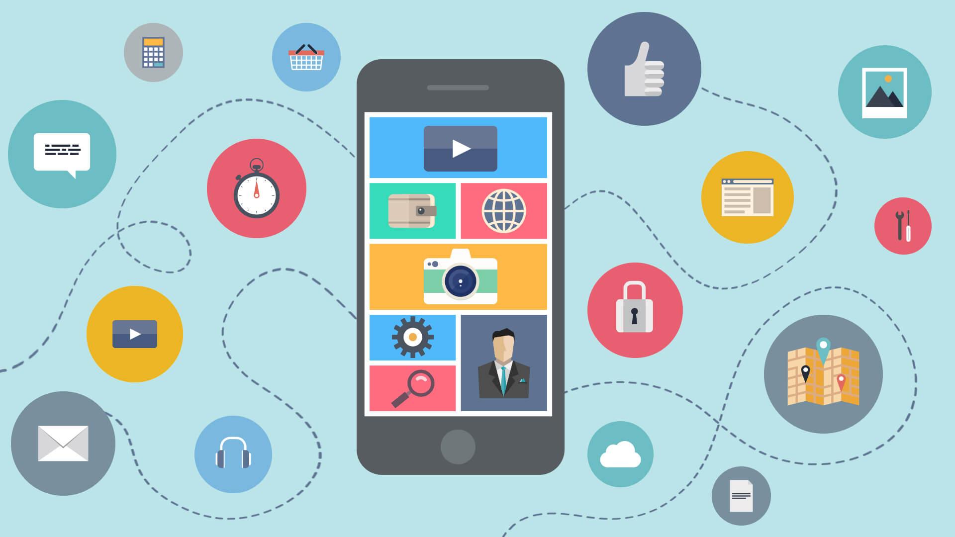 Top 10 Mobile App Design Trends