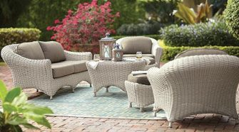 Grab Big Bargain On Concession Outside Patio Furniture