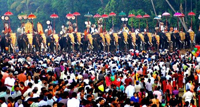 Arattu Festival Kerala