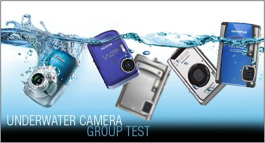 Waterproof Cameras
