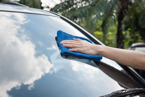 How To Get Rid Of Light Scratches On Your Windshield