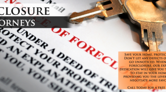 Foreclosure that you should Know