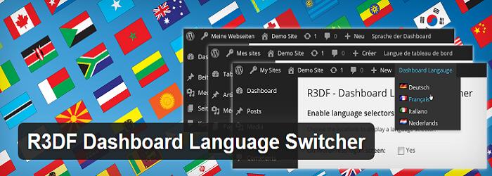 r3df dashboard language switcher