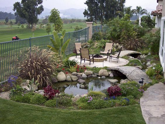Integrating Water Features A Great Choice To Beautify Your Landscape