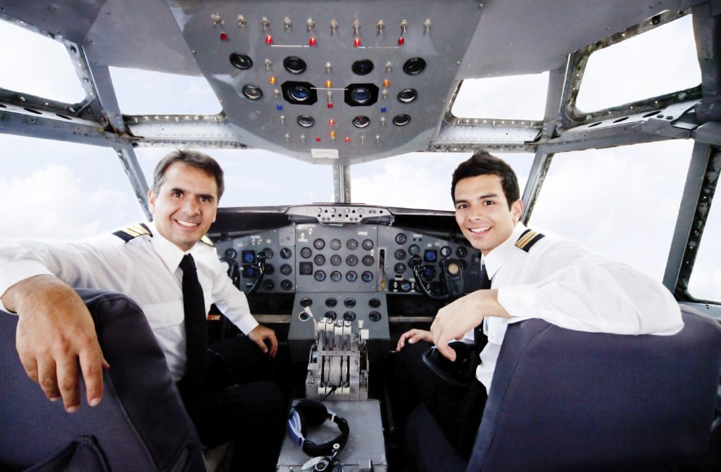 Patience and Dedication Required For Becoming A Commercial Pilot