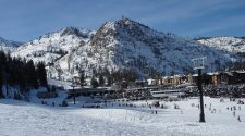 Top 5 Ski Mountains In California