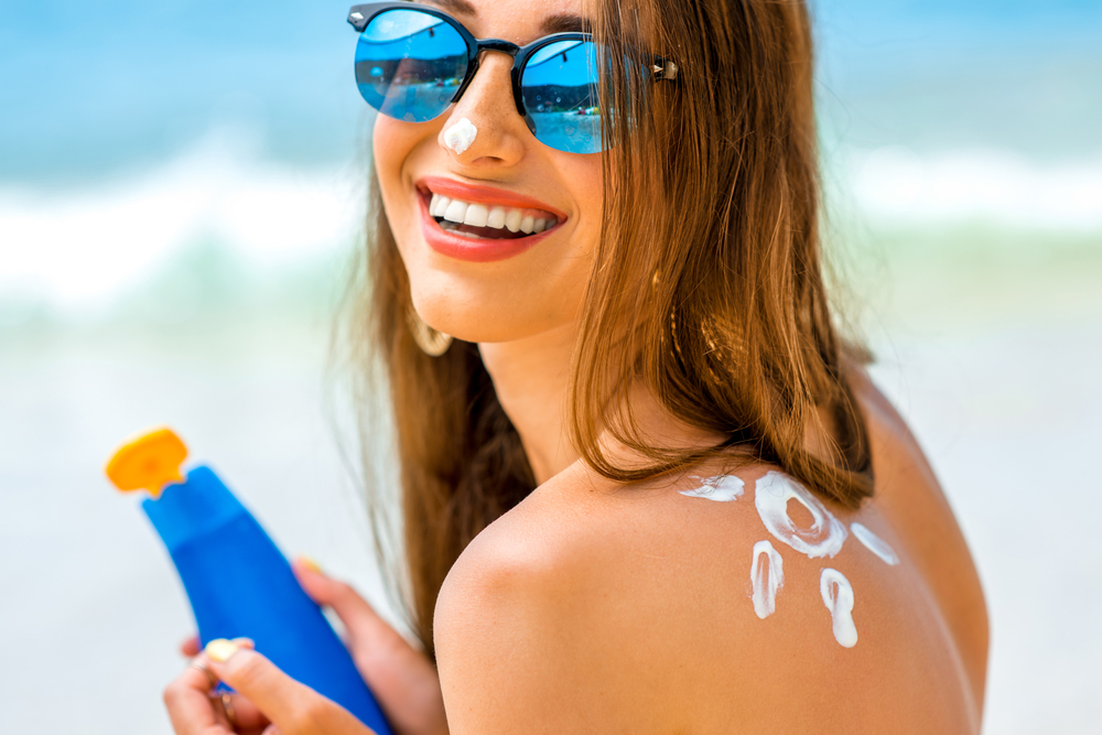 How You Can Take Care Of Your Face In Summer?