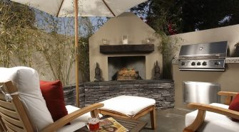 Create A Virtually Maintenance-Free Outdoor Space