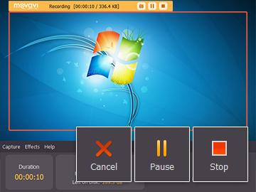 Recording Screencasts On Windows 7 With Movavi Screen Capture Studio