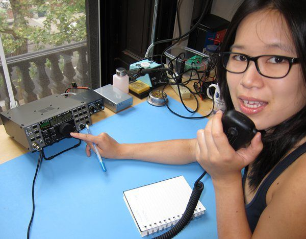 The DX Station Will Go by Means Of The Calling Stations In Some Order (mainly).