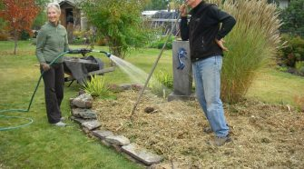 The Pros Of Building Soil With Grass!