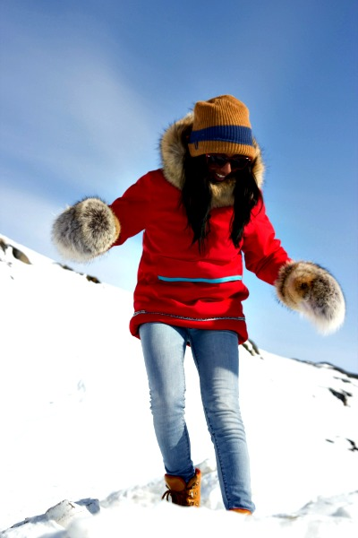Use A Thermal Freezer Jacket To Beat The Cold