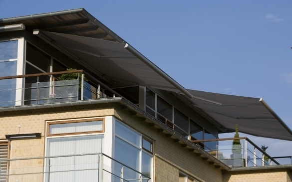 5 Benefits Of Installing Folding Arm Awnings