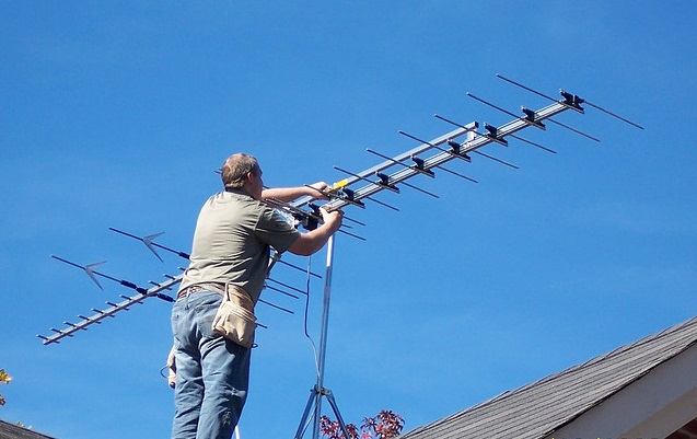 A Brief Guide For Antenna Installation