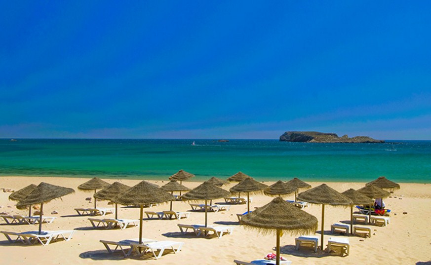 Praia does Martinhal (Salema, Portugal