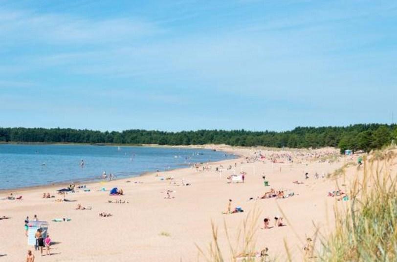 Yyteri Beach (Pori, Finland)
