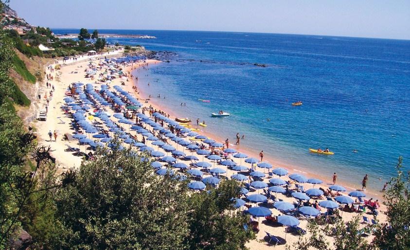 CalaGonone Beach (Sardinia, Italy)