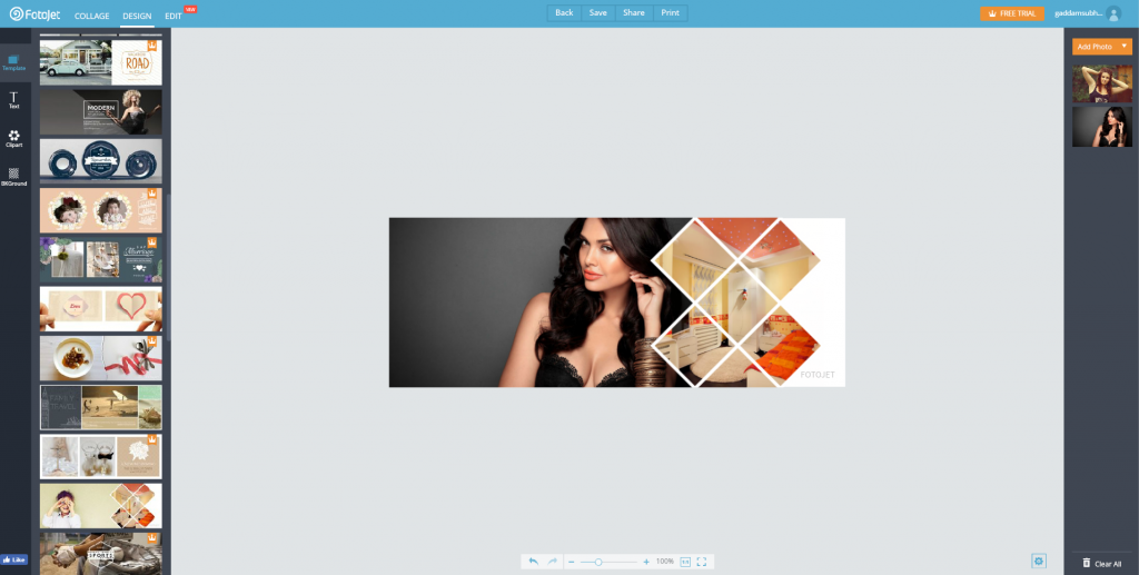 Creating Facebook covers