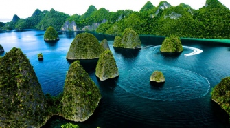 Knowing Beautiful Places Of Raja Ampat