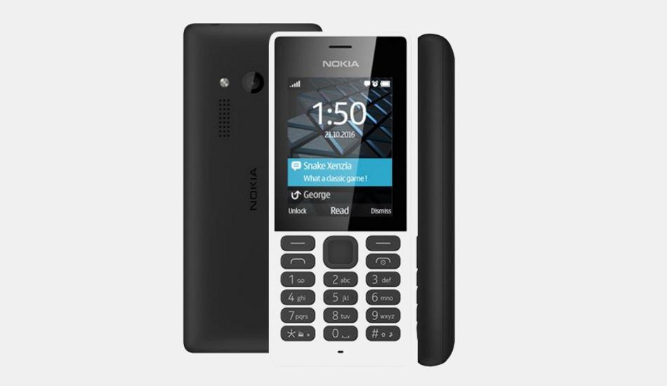 Nokia Launches 2 Feature Phones Without Internet Connectivity