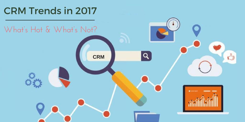 CRM application development