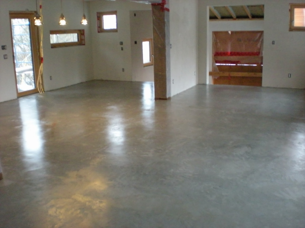 Considering Concrete Flooring? Some Advantages and Disadvantages You Ought To Know