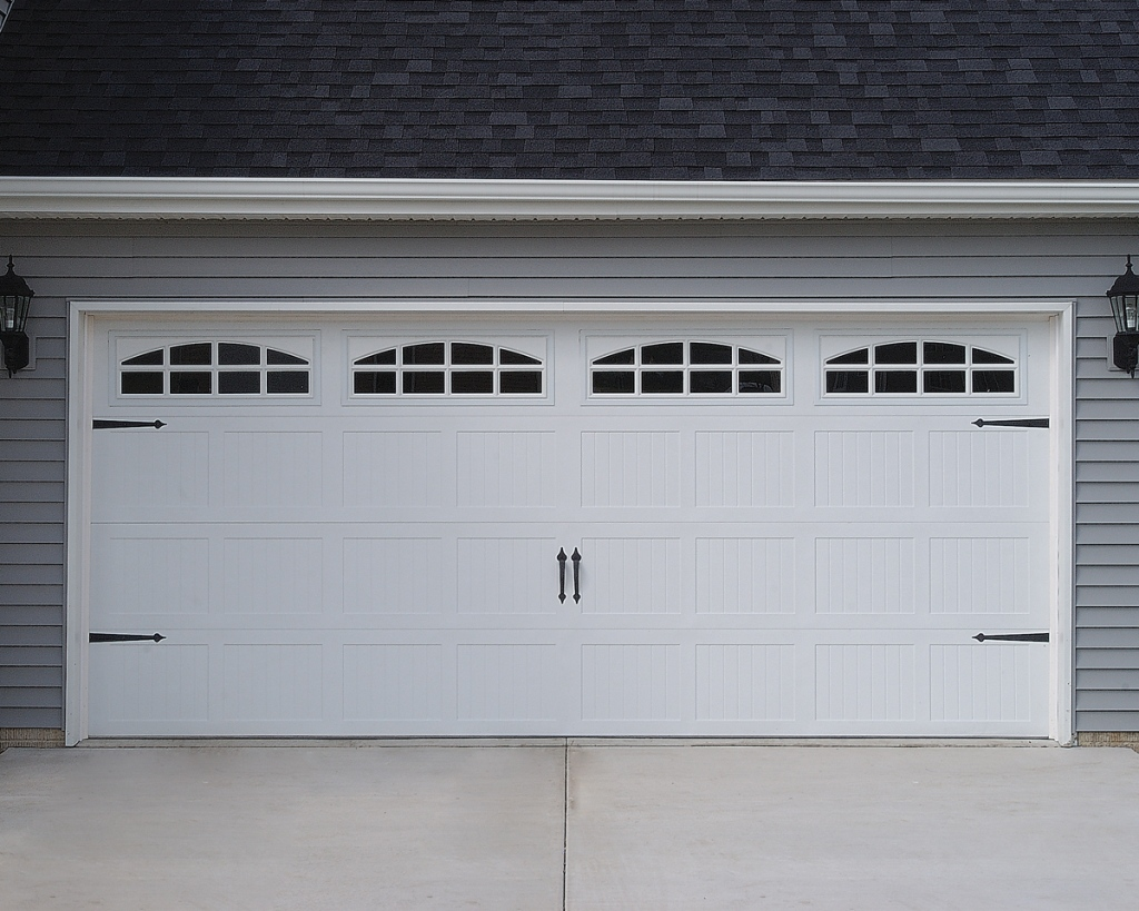 Today's Garage Doors Offer A Lot Of Value For The Money You Spend