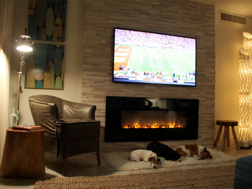 Top 5 Reasons Why You Should Choose an Electric Fireplace For Your Home