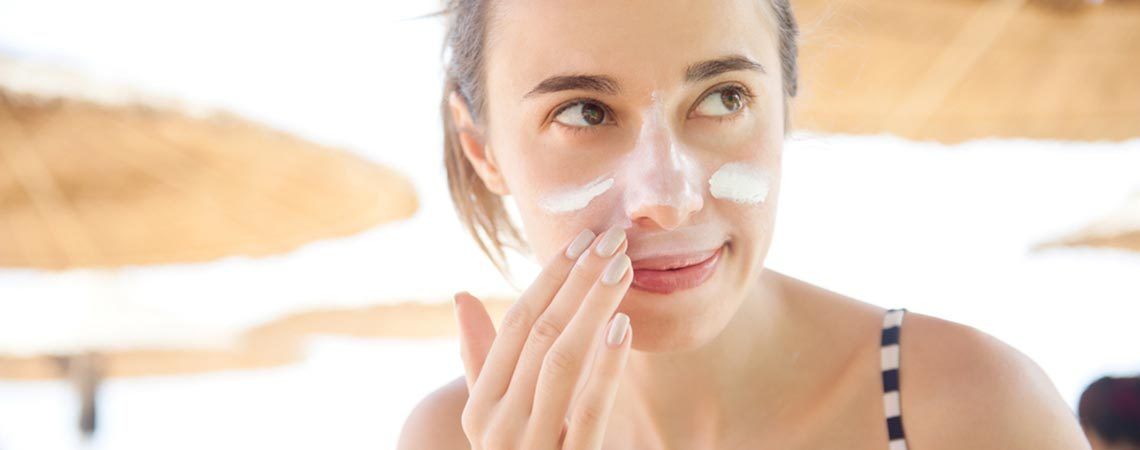 face mask for sun protection
