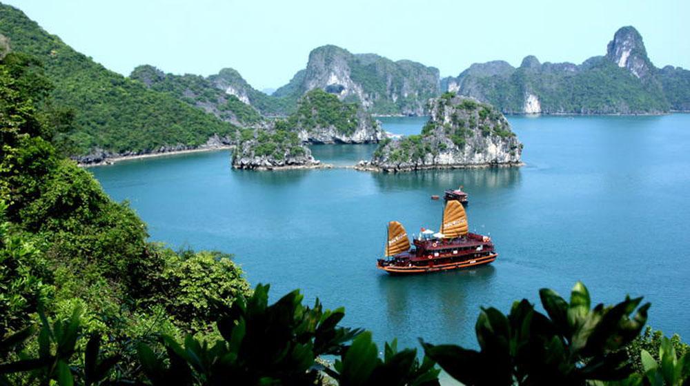Halong Bay Tops the Lot