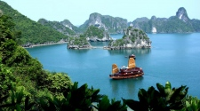 Halong Bay Tops the Lot