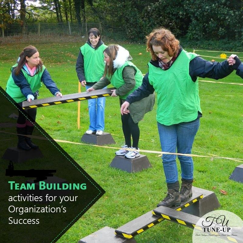 Team building training in Delhi