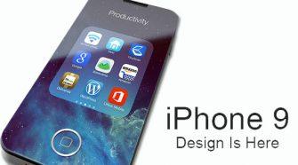 Dual Screens In The Apple iPhone 9, Makes Sense