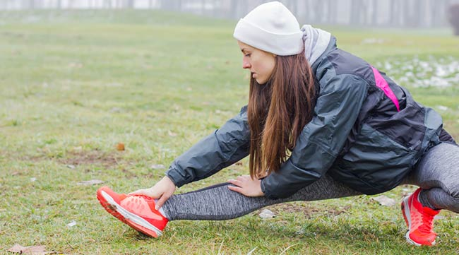 winter weight loss tips