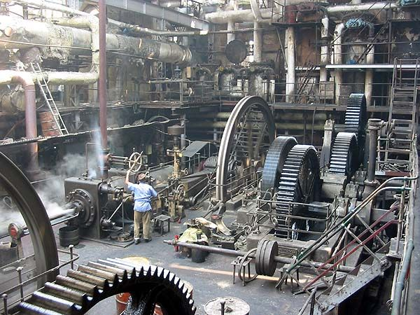 Re-Engineered Parts For Heavy Industry
