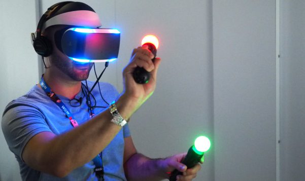 Discover The Joys Of Virtual Reality Gaming Technology With Bennett J Kireker