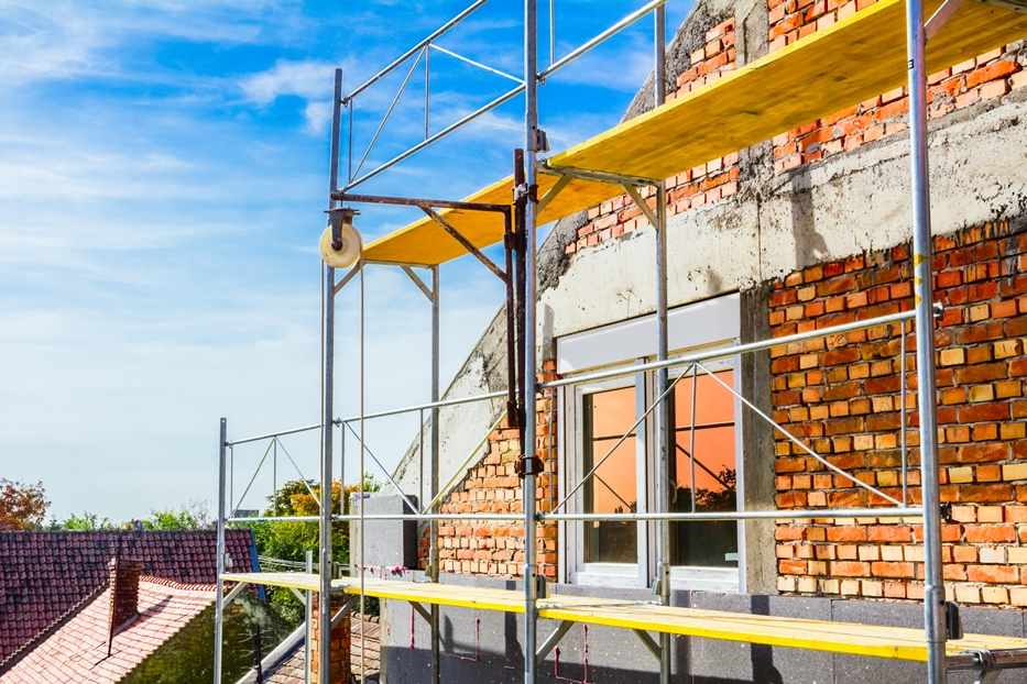 Safety in Scaffolding Setups